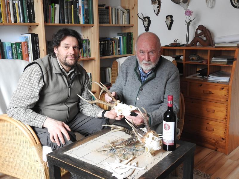 Paolo Molinari e Bruno Hespeler