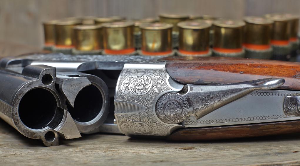 viaggi venatori fucile a canna liscia con munizioni per caccia all'estero