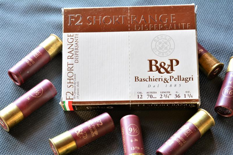 Baschieri & Pellagri F2 Short Range