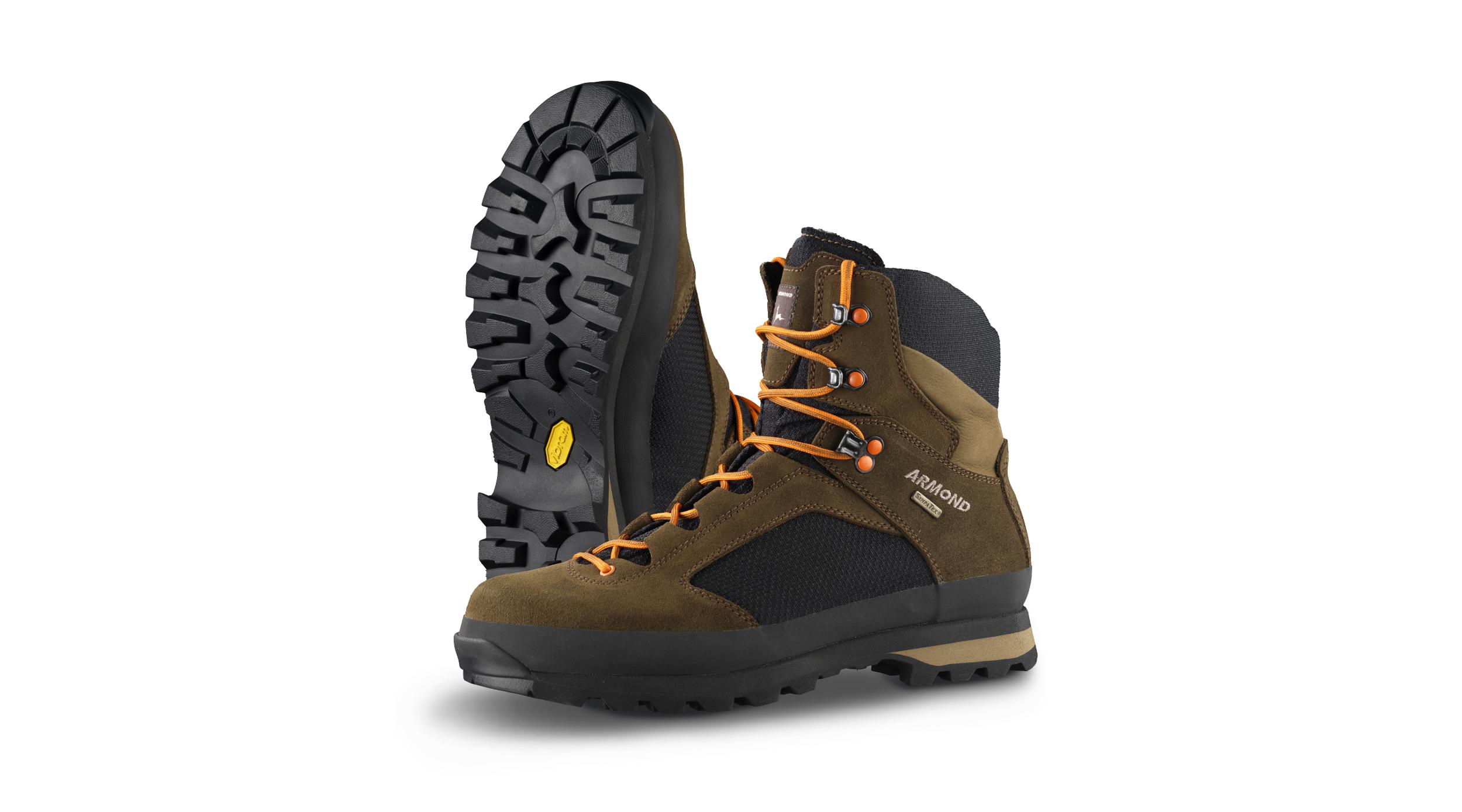 scarponi per la caccia in montagna Armond Braies 550-2