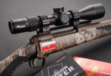 Savage Arms Model 110 High Country Strata
