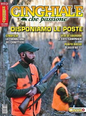 Cinghiale Che Passione ottobre-novembre 2019