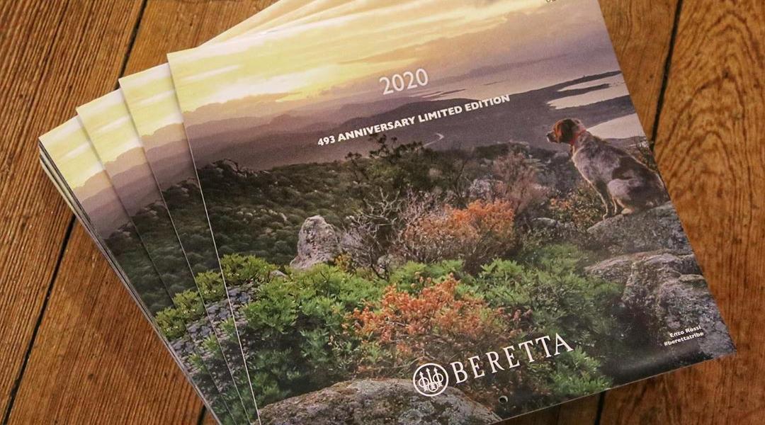 calendario Beretta 2020