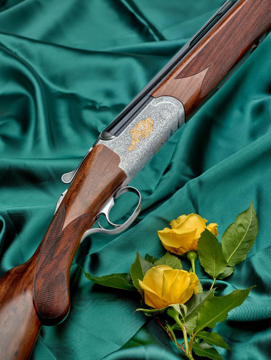 il fucile sovrapposto da caccia fausti aphrodite