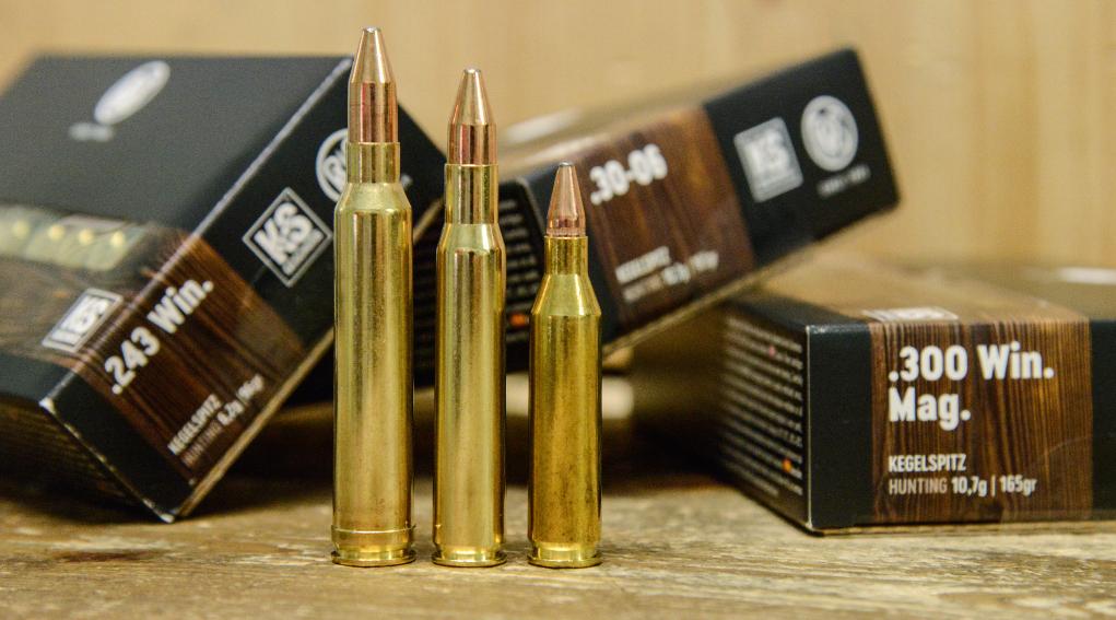 scegliere un'arma multicalibro: carabina Merkel Helix nei calibri .243 Winchester, .30-06 Springfield e .300 Winchester Magnum