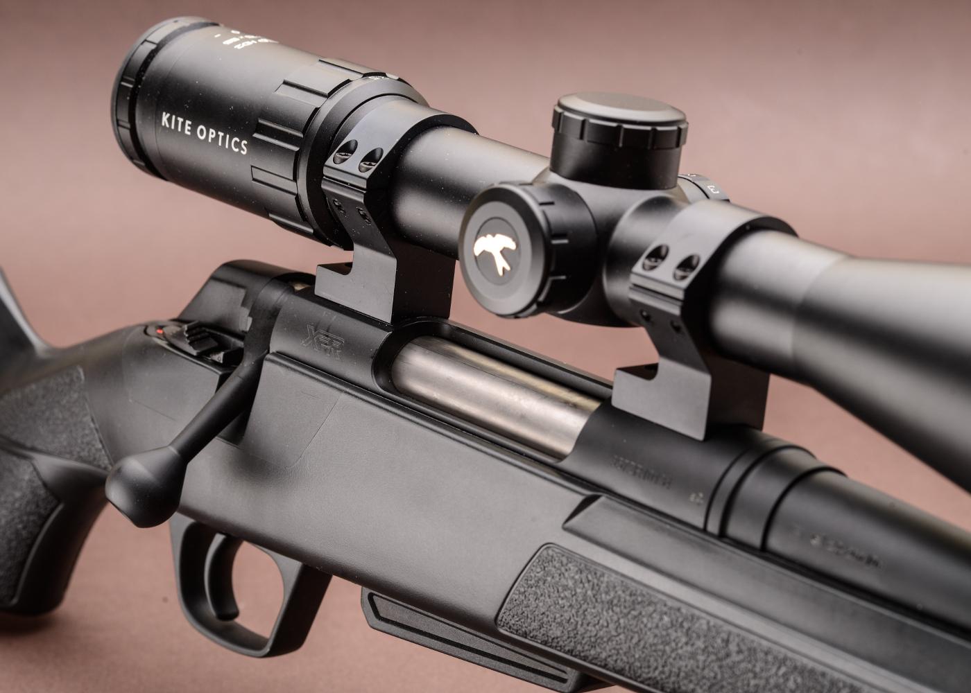 Winchester XPR il test