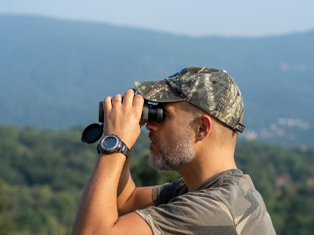 il test del binocolo da caccia meopta optika hd 8x42