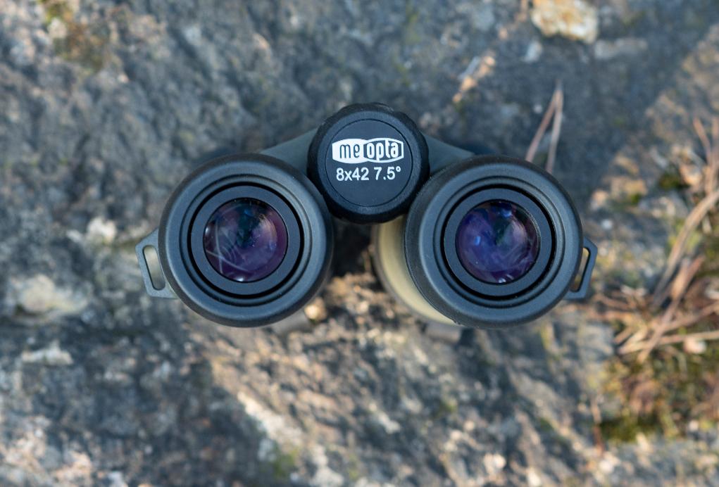 lenti del binocolo meopta optika hd 8x42
