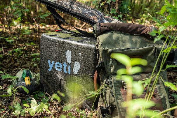Yeti, il frigo portatile per i cacciatori
