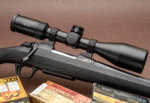 Browning A-Bolt 3 Composite Threaded: il test