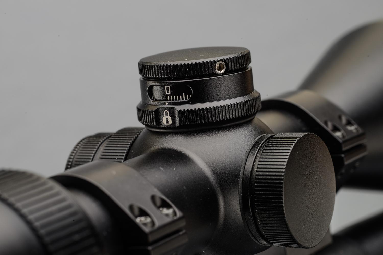 azzeramento del cannocchiale Leica Fortis 6i 2,5-15x56