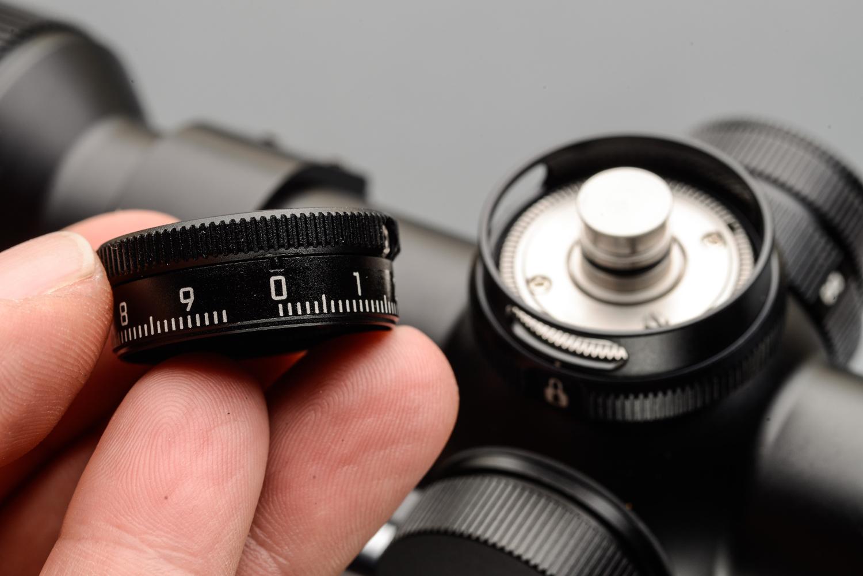 meccanica del reticolo dell'ottica Leica Fortis 6i 2,5-15x56