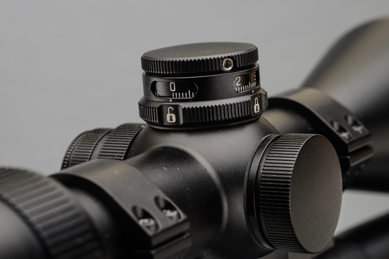 torretta bdc dell'ottica leica Leica Fortis 6i 2,5-15x56