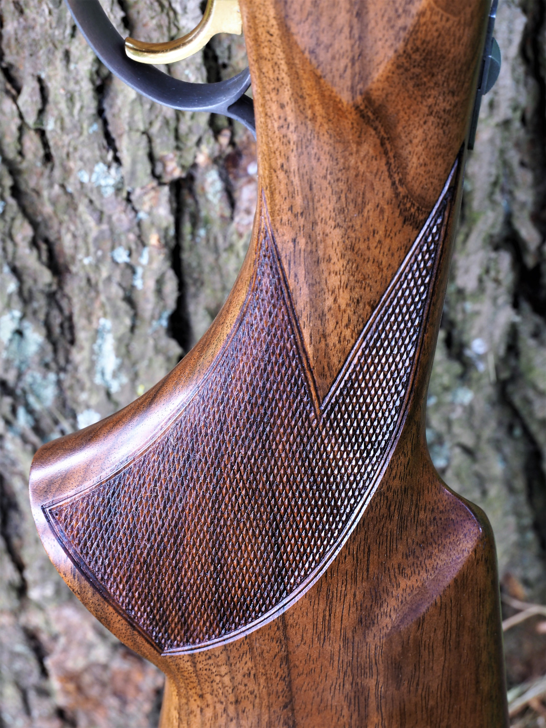 impugnatura a pistola del browning b525 game one light