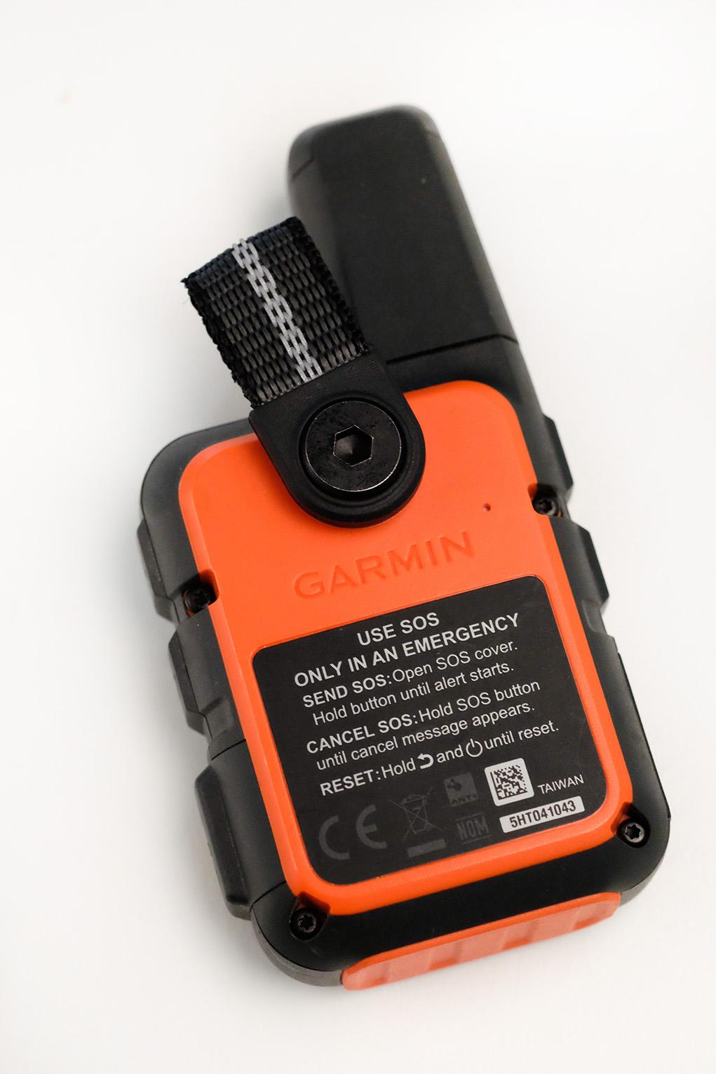 Garmin InReach Mini comunicatore satellitare