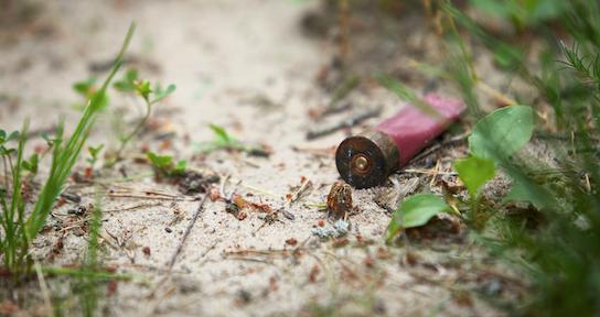 munizioni in piombo