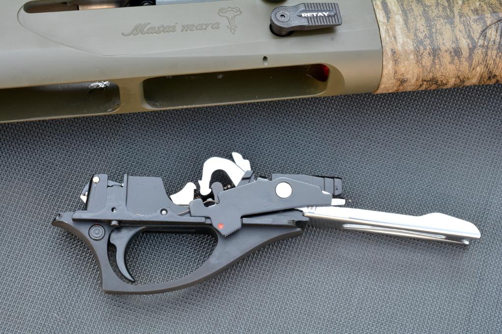 gruppo di riscatto del fucile semiautomatico Retay Masai Mara Bottomland Green