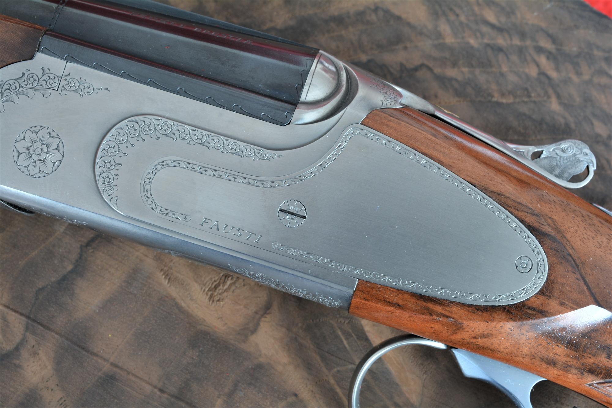 cartelle lunghe dei fucili fausti class sl drive edition