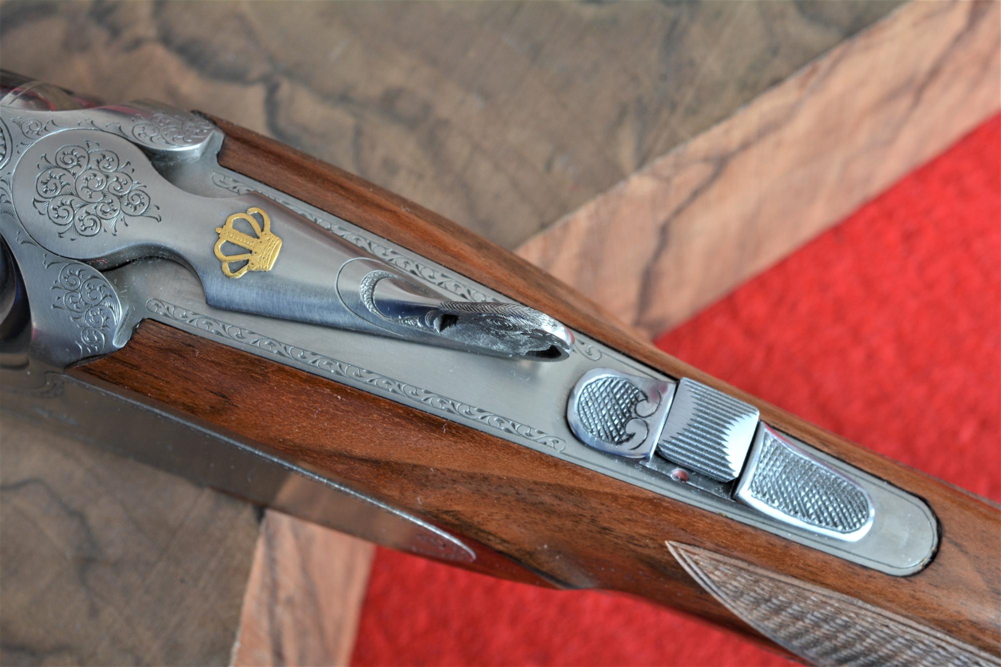 codetta di bascula del fucile Fausti Class SL Drive Edition