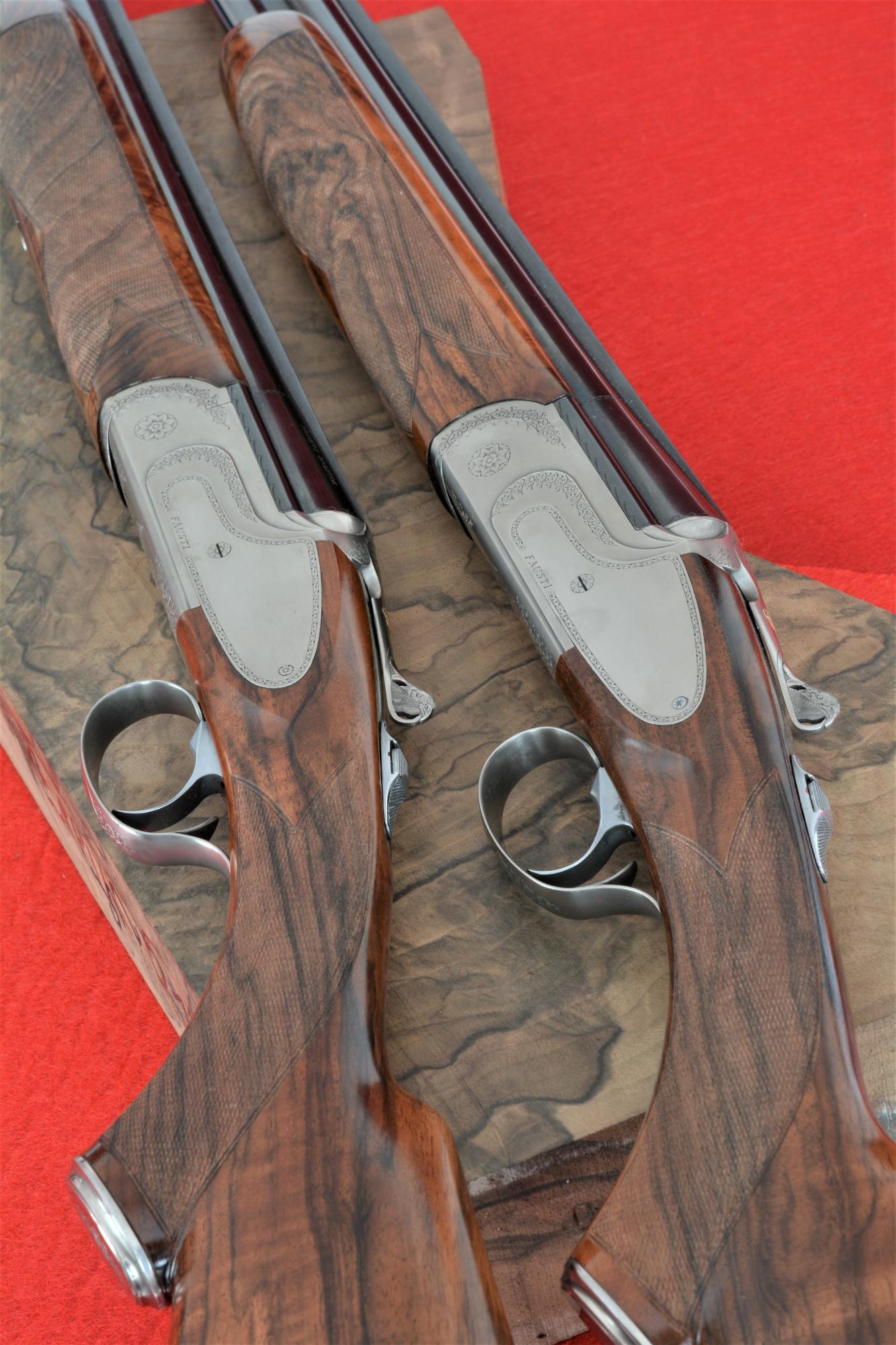 coppia di fucili Fausti Class SL Drive Edition
