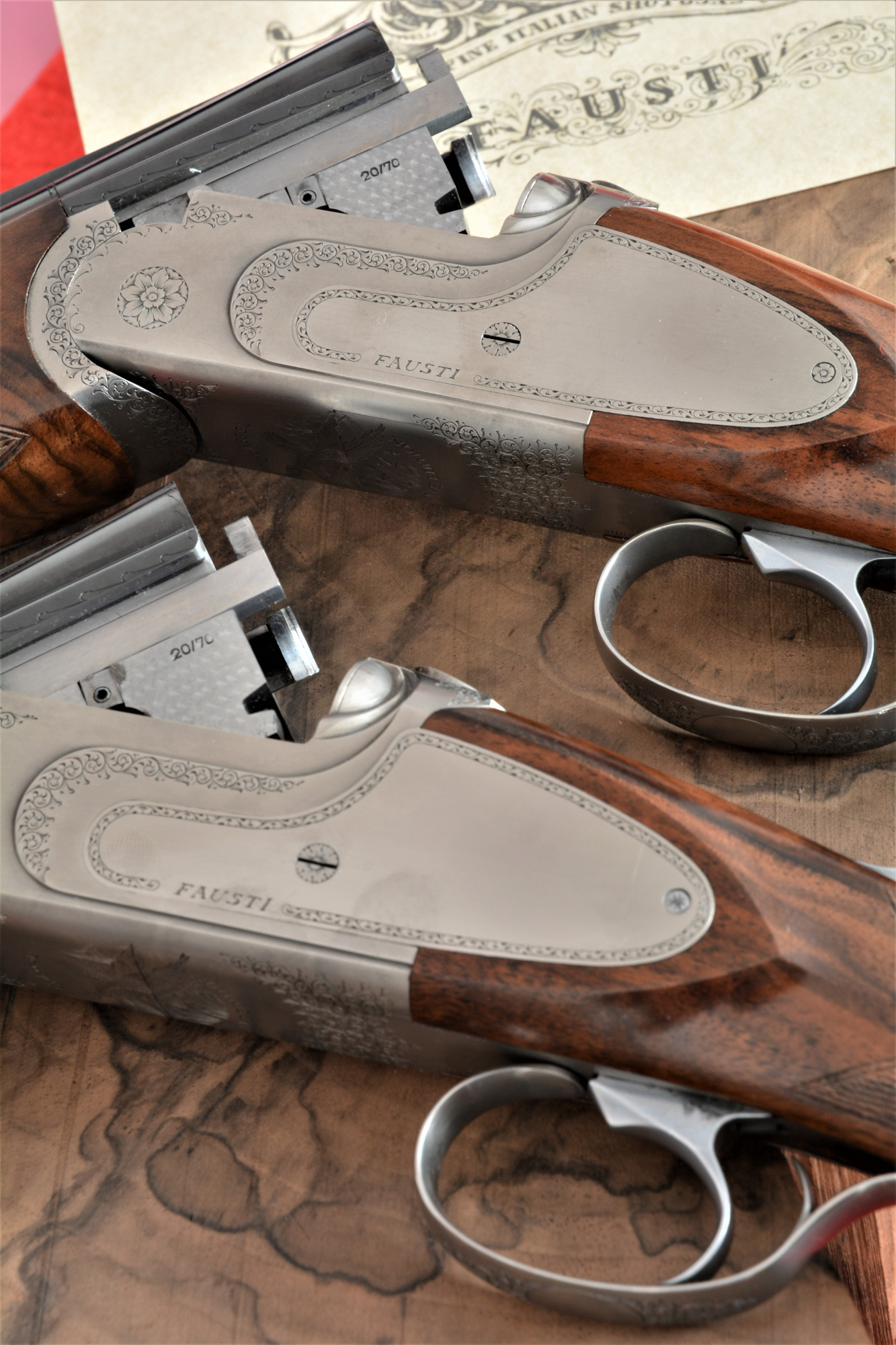 fucili da drive Fausti Class SL Drive Edition