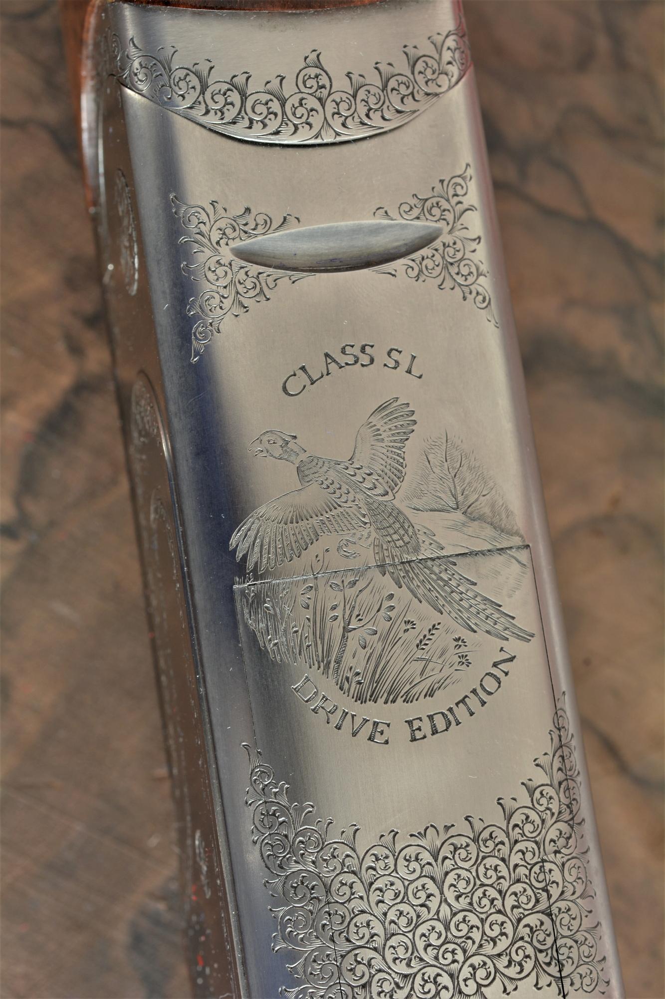 petto di bascula dei fucili Fausti Class SL Drive Edition