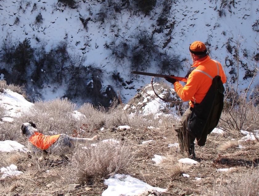 apertura della stagione di caccia