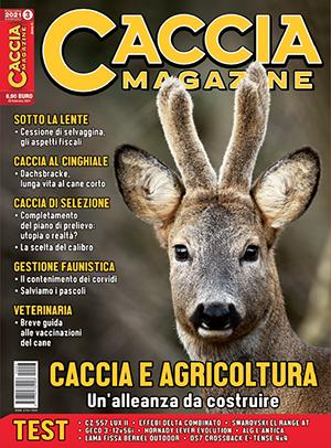 Caccia Magazine n. 3 marzo 2021