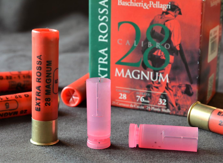 Baschieri & Pellagri Extra Rossa 28 magnum il test