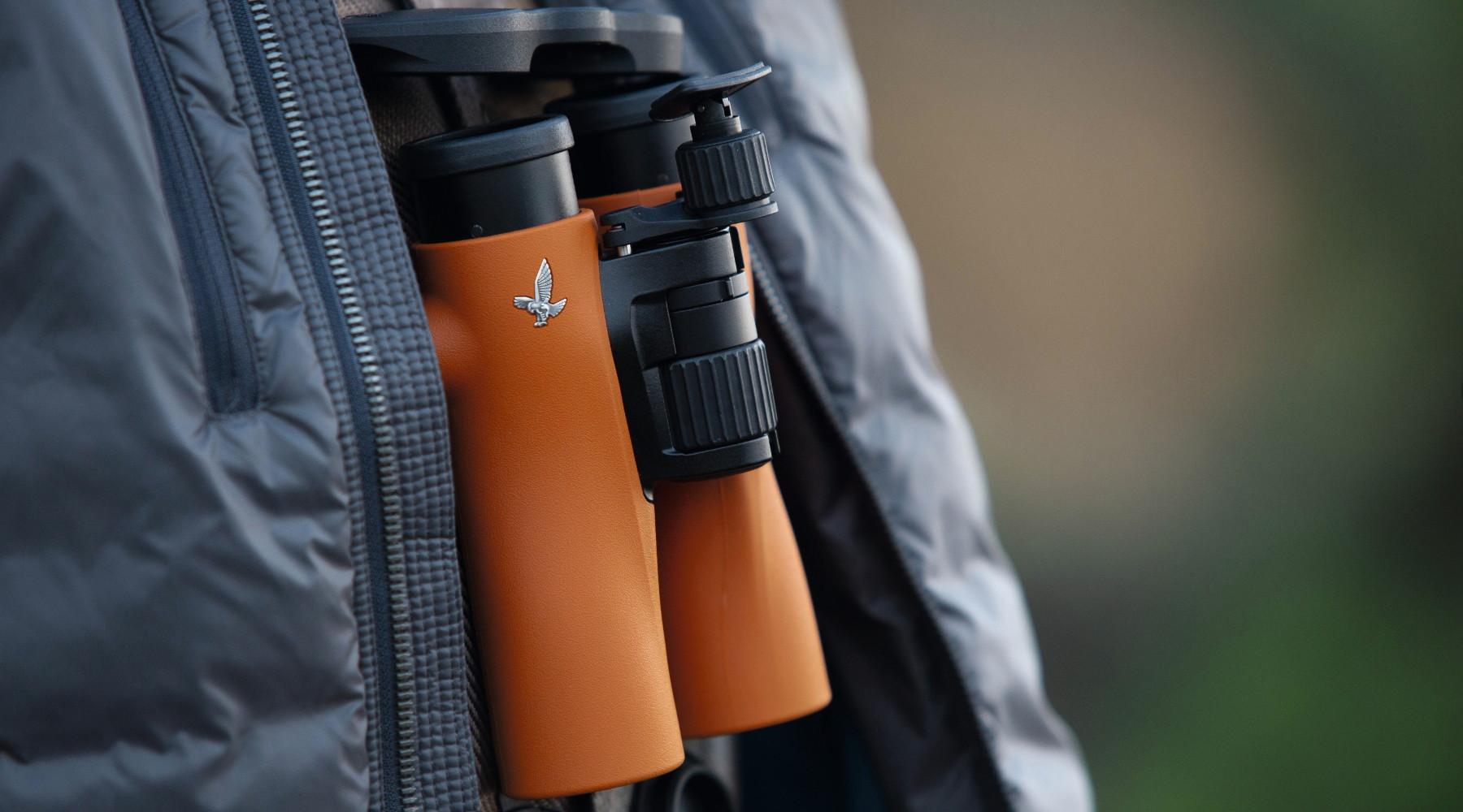 Swarovski NL Pure 32, il binocolo da caccia compatto
