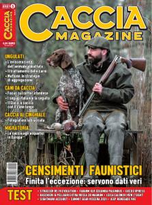 copertina caccia magazine maggio 2021