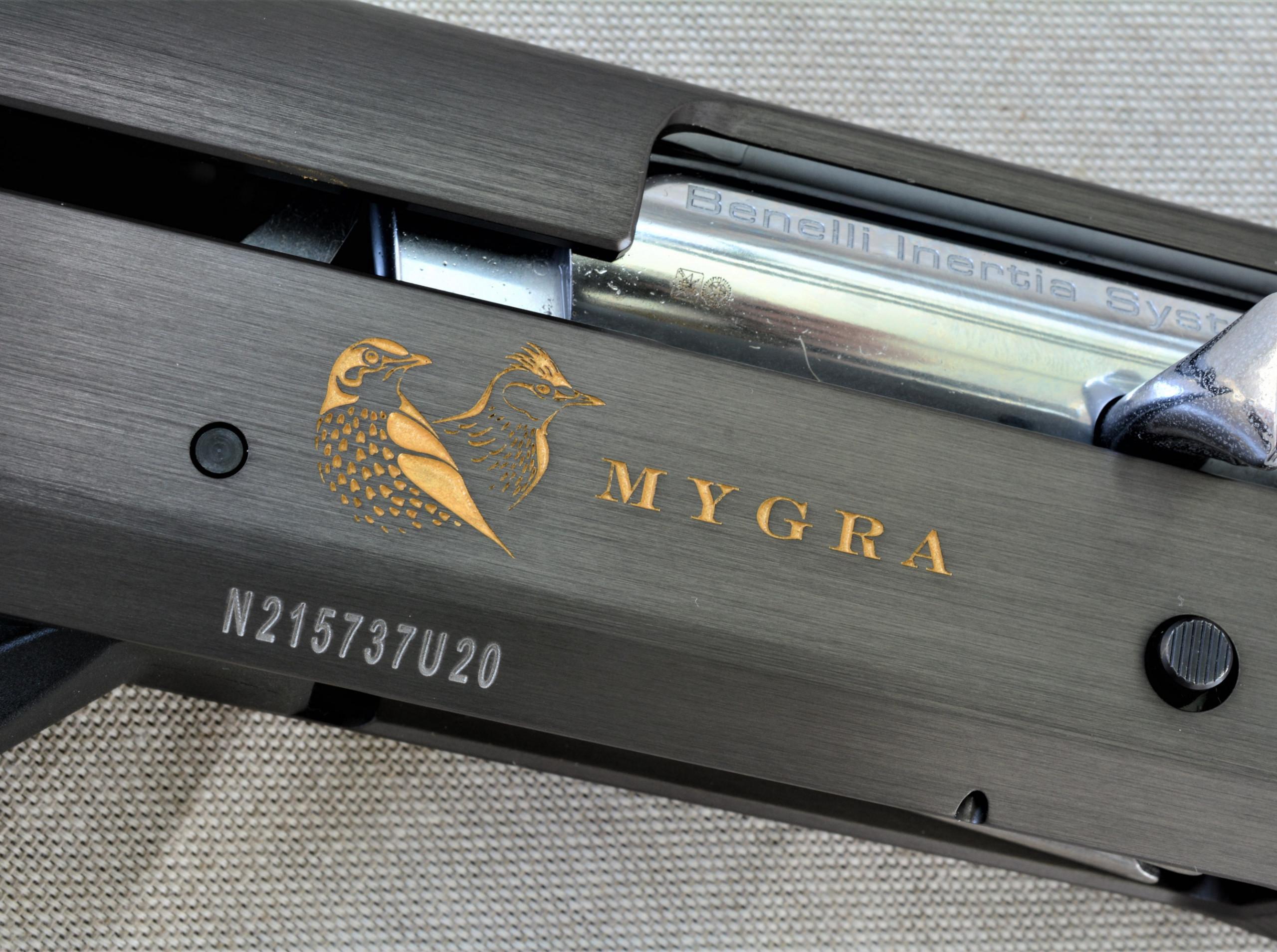 mygra, finitura della carcassa