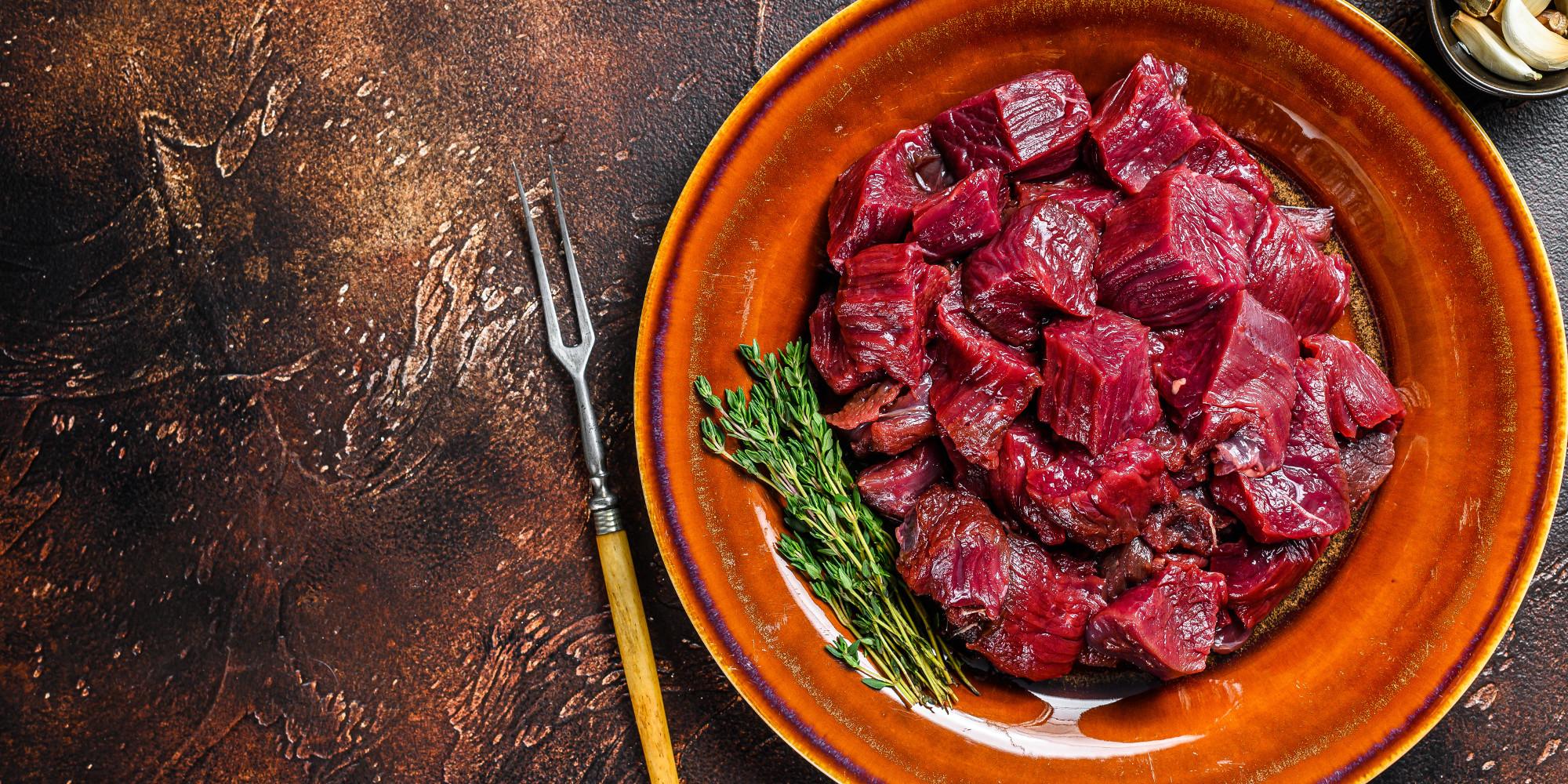 Filiera della carne di selvaggina