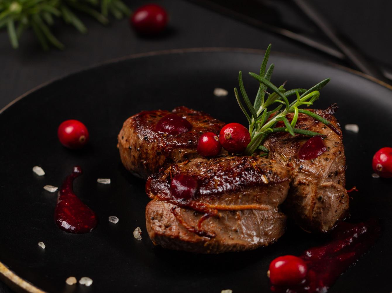 carne di selvaggina